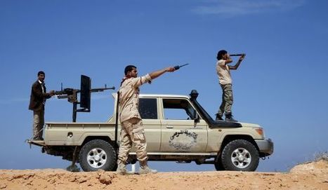 ISIS militants have fled Libya to Egypt: official - Asharq Alawsat English | Saif al Islam | Scoop.it