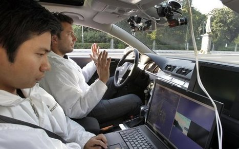 UK to let driverless cars loose on roads by January   AANVE!  Website Designing Company in Delhi-India,SEO Services Company Delhi   Scoop.it