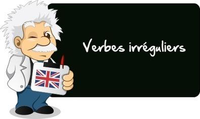 Verbe irrégulier anglais à conjuguer - 365JPA   Apprendre les langues étrangères   Scoop.it