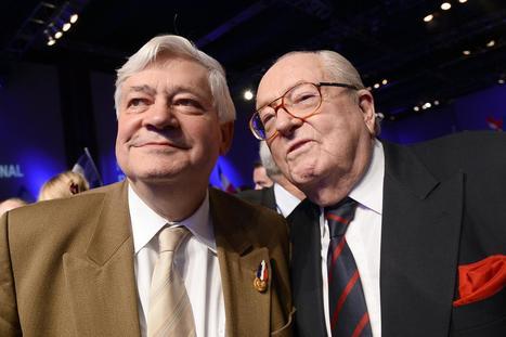 Européennes: Arnautu, Gollnisch et d'Ornano co-listiers de Jean-Marie Le Pen - politique - Directmatin.fr | Campagne européennes 2014 | Scoop.it