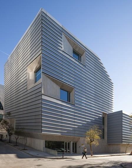 Quand le nouveau et l'ancien coexistent | Détails d'Architecture | Bibliothèques en évolution | Scoop.it