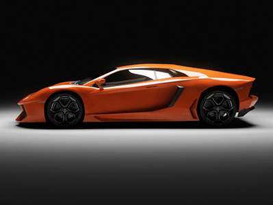 Lamborghini Aventador 3D | 3D Library | Scoop.it