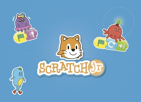 ScratchJr | Coding for Young Kids | ITL | Scoop.it