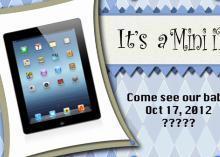 Rumor Has It: T-minus two weeks to iPad Mini?   iPad and iPhone   Scoop.it