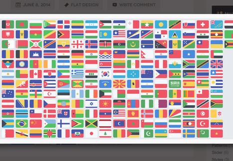 50 fantastic freebies for web designers, July 2014 | Web Design, SEO & Social Media Marketing | Scoop.it