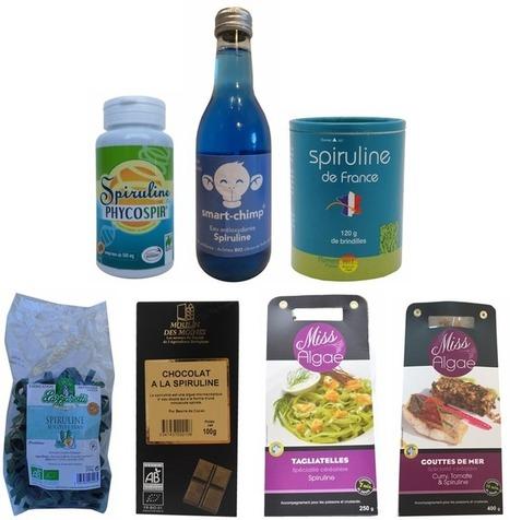 themavision.fr - Les micro-algues, potentiels aliment-santé du futur, s'installent petit à petit dans les linéaires. | Algues alimentaires | Scoop.it