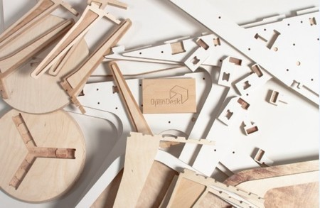 OpenDesk offers open source furniture designs for local manufacture - Gizmag | Peer2Politics | Scoop.it