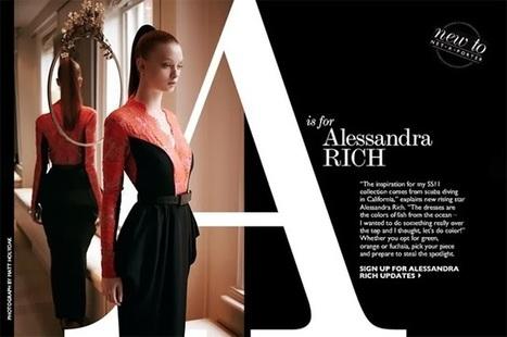 Elbise Vitrini | 2014 Abiye Modelleri | 2014 Elbise Modelleri: Alessandra Rich 2014 Abiye Modelleri | Elbise | Scoop.it