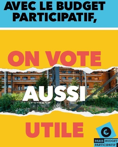 Budget PARTICIPATIF 2016: 624 projets attendent vos votes | actions de concertation citoyenne | Scoop.it