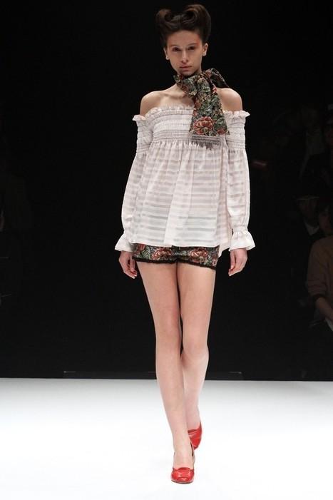 {runway} Best of Tokyo Fashion Week RTW 2013 | Fashion blog | Scoop.it