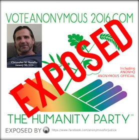 ANONYMOUS FAKES EXPOSED. Humanity party | anonymous activist | Scoop.it