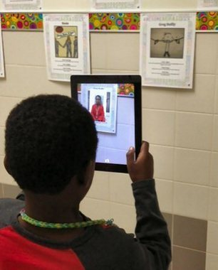 Now You See It, Now You Don't At Lower Pottsgrove - The Sanatoga Post | Augmented Reality | Scoop.it