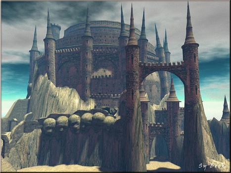 Castle Marlar - The Land of Lar (4) | InWorldz Fun | Scoop.it