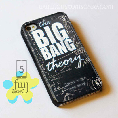 The Big Bang Theory Smart is The New Sexy iPhone 5 Case Cover from Funcases | Sport Merchandise | Scoop.it