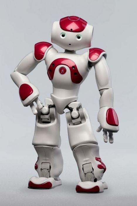 Un robot pour apprendre les langues? | Une nouvelle civilisation de Robots | Scoop.it