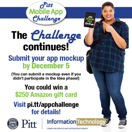 Pitt Mobile App Challenge | University of Pittsburgh | Technology Services | Productive Tech Tips | Scoop.it