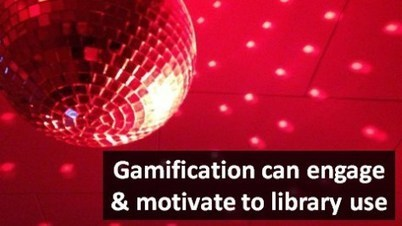 Gamification and libraries: Tools and examples | innovative libraries | Scoop.it
