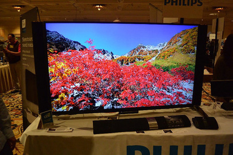 Philips Laser-Powered 65PLF8900 LED/LCD Ultra HD TV Coming Next Month - Bigpicturebigsound.com | Ultra High Definition Television (UHDTV) | Scoop.it