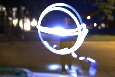 Video: Mobile Snaps Series #03 – Light Painting | Life In LoFi:... | smartphone photography | Scoop.it