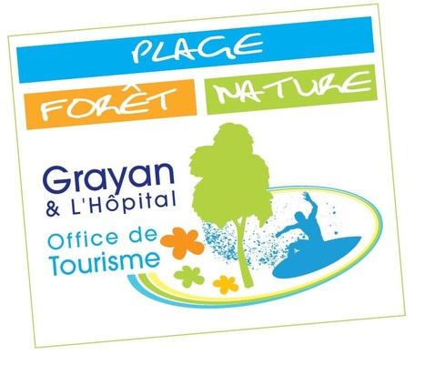 Bienvenue à Grayan Tourisme, le 400ème follower de l'office de tourisme du futur! | OT et régions touristiques de France | Scoop.it