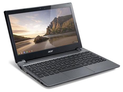 Acer C7 Chromebook (C710-2055)   Educational Technology - Yeshiva Edition   Scoop.it