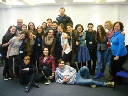 Show a Welcoming Face to the European Visitors to Limmud Conference | Jewish Education Around the World | Scoop.it