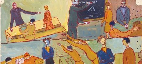 Charlotte Salomon: «Quelque chose devraiment fou et singulier»   Art brut   Scoop.it
