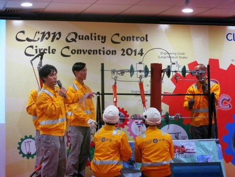 Hong Kong Power Company Holds  QC Circle  Convention | Quality Alchemist | lean manufacturing | Scoop.it