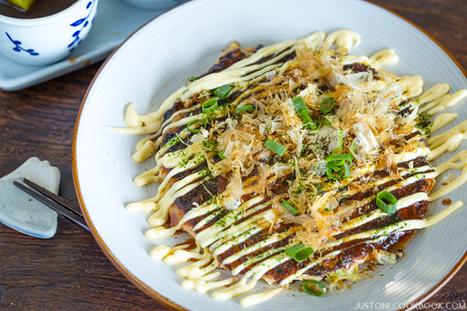 Okonomiyaki Recipe お好み焼き • Just One Cookbook | La cuisine japonaise | Scoop.it