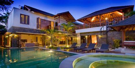 Villa Bettini - Offer a Modern Retreat | Bali Villas Accomodation | Scoop.it