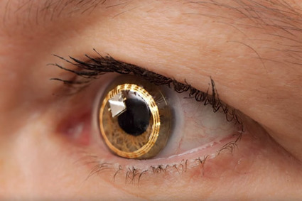 FDA approves wireless contact lens sensor | eHealth in Switzerland | Scoop.it