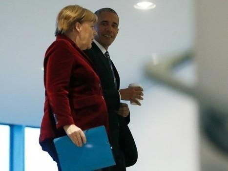 Obama and Angela Merkel Blame Internet and Social Media for Disrupting Globalism - Breitbart | Géopolitique et propagande | Scoop.it