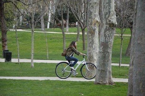 Los beneficios para la salud de montar en bicicleta: combate el estrés y mejora el sueño | Apasionadas por la salud y lo natural | Scoop.it