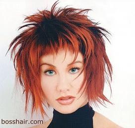 El privilegio de ser mujer!!!!: Peinados urbanos - tendencias 2012 | different | Scoop.it
