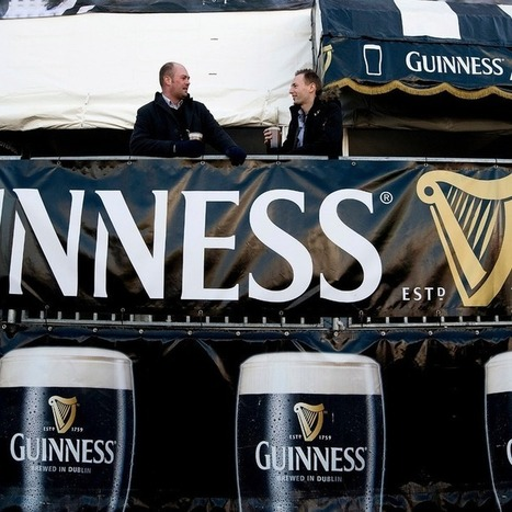 Touching Guinness Ad Has a Surprising Twist | Marketing coach2u | Scoop.it