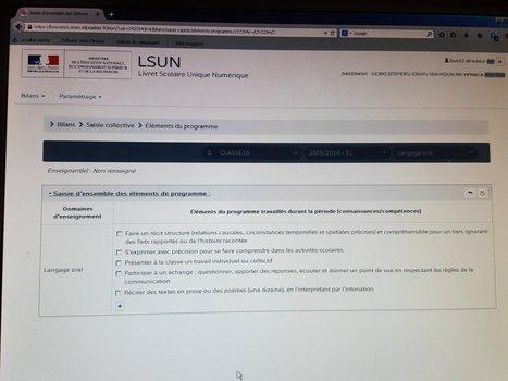 #LSUN 1er degré (Le livret scolaire unique pour le 1er degré) Playlist par @Eduscol   Ressources Ecole   Scoop.it
