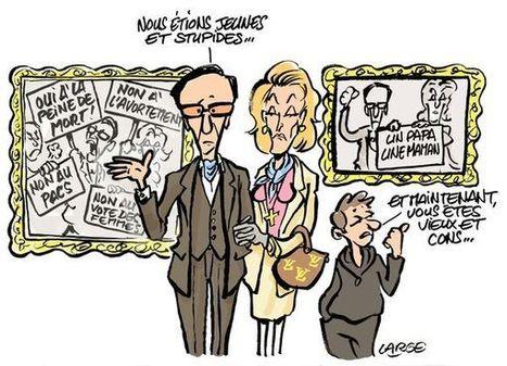 Le droit aux mêmes emmerdes | Baie d'humour | Scoop.it