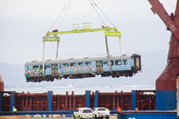 Next stop Africa for capital's well-used trains - Southland Times | Africa | Scoop.it