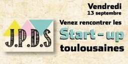 Journées du patrimoine des start-up – vendredi 13 septembre | La Cantine Toulouse | Actu webmarketing et marketing mobile | Scoop.it