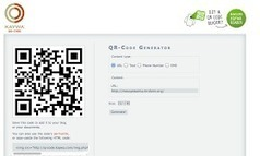 SpeechTechie- Technology, Apps and Lessons for SLPs and Teachers who like Words: QR Codes Part 2: Using Kaywa to Generate a QR Code   QR Codes for Primary Classes   Scoop.it