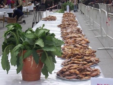 Barbastro solicitará la declaración de la Fiesta del Crespillo de interés turístico regional | Fiestas en Aragón | Scoop.it
