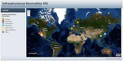 Infraestructuras renovables XXL   GaiaEMA Estudios Medioambientales   Maps, Politics & Migrations   Scoop.it