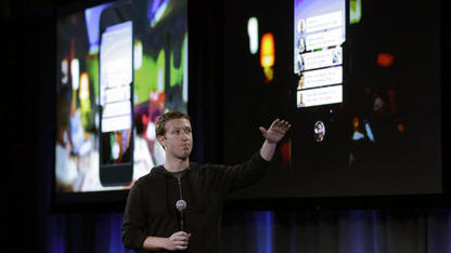 """Facebook Home"": Facebook greift nach der mobilen Macht | Social Media Superstar | Scoop.it"