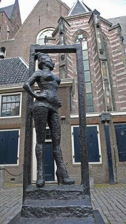 A statue was erected in Amsterdam promoting good treatment of sex workers around the world! | Strange days indeed... | Scoop.it