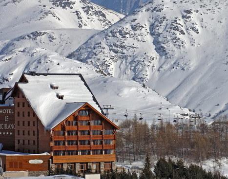L'hôtel Le Pic Blanc monte en gamme cet hiver | made in isere - 7 en 38 | Scoop.it