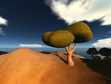 Honour's Post Menopausal View: Through The Lens of Dreams & Being Boswell in Second Life | Metaverse NewsWatch | Scoop.it