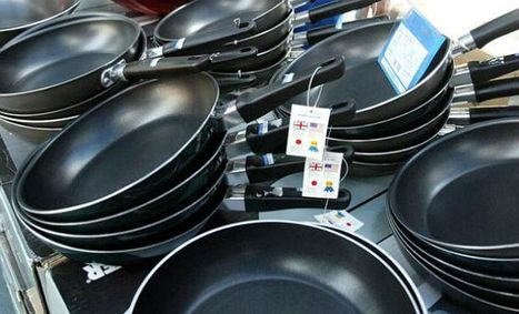 Beware! Your non-stick cookware can cause diabetes!   Diabestes News   Scoop.it