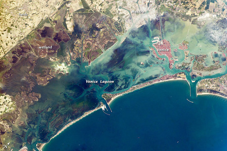 Venice Lagoon : Image of the Day | Grade Two Geography | Scoop.it