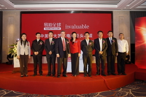 Epailive, Invaluable links to extend online auction sales[1]- Chinadaily.com.cn | antique | Scoop.it