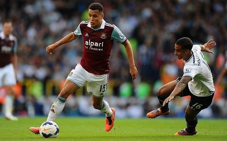 West Ham pay Manchester United £25000 every time they pick Ravel Morrison - Telegraph.co.uk | West Ham F.C. | Scoop.it